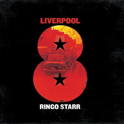 Cover CD Ringo Starr