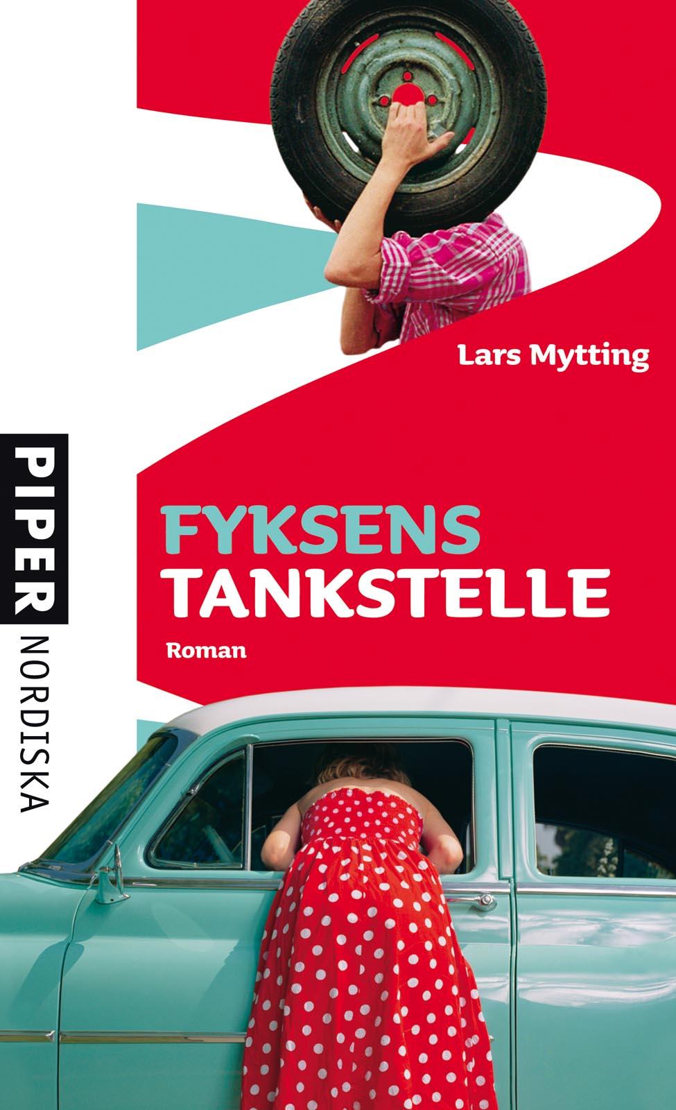 Cover Fyksens Tankstelle