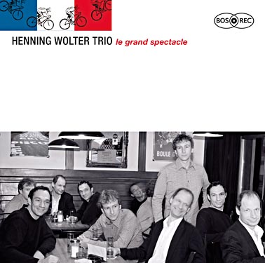 CD Cover Henning Wolter
