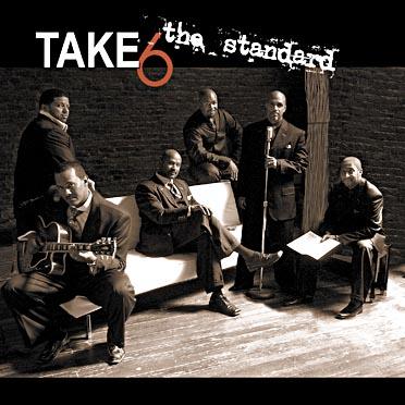 CD-Cover Take 6