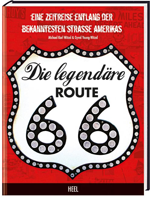 Cover Buch Route 66