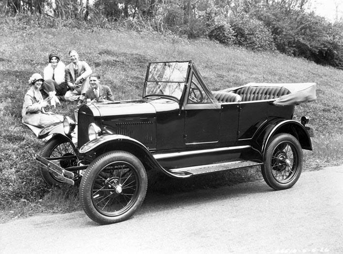 Ford Model T - Wettbewerb: LŠsst sich eine einzigartige Erfolgsstory wiederholen?