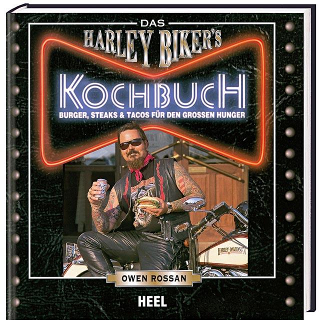 Kochbuch Harley Biker