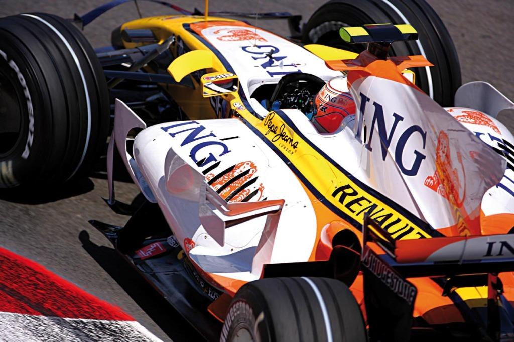 Nelson Piquet jr -- Bild 1 --