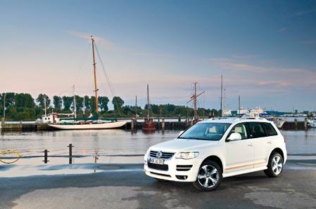"""Volkswagen Studie Touareg """"North Sails"""""""