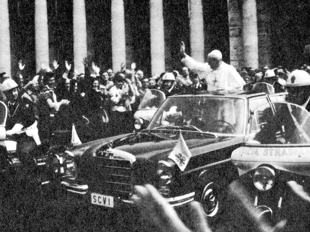 Papst Johannes Paul II 1978