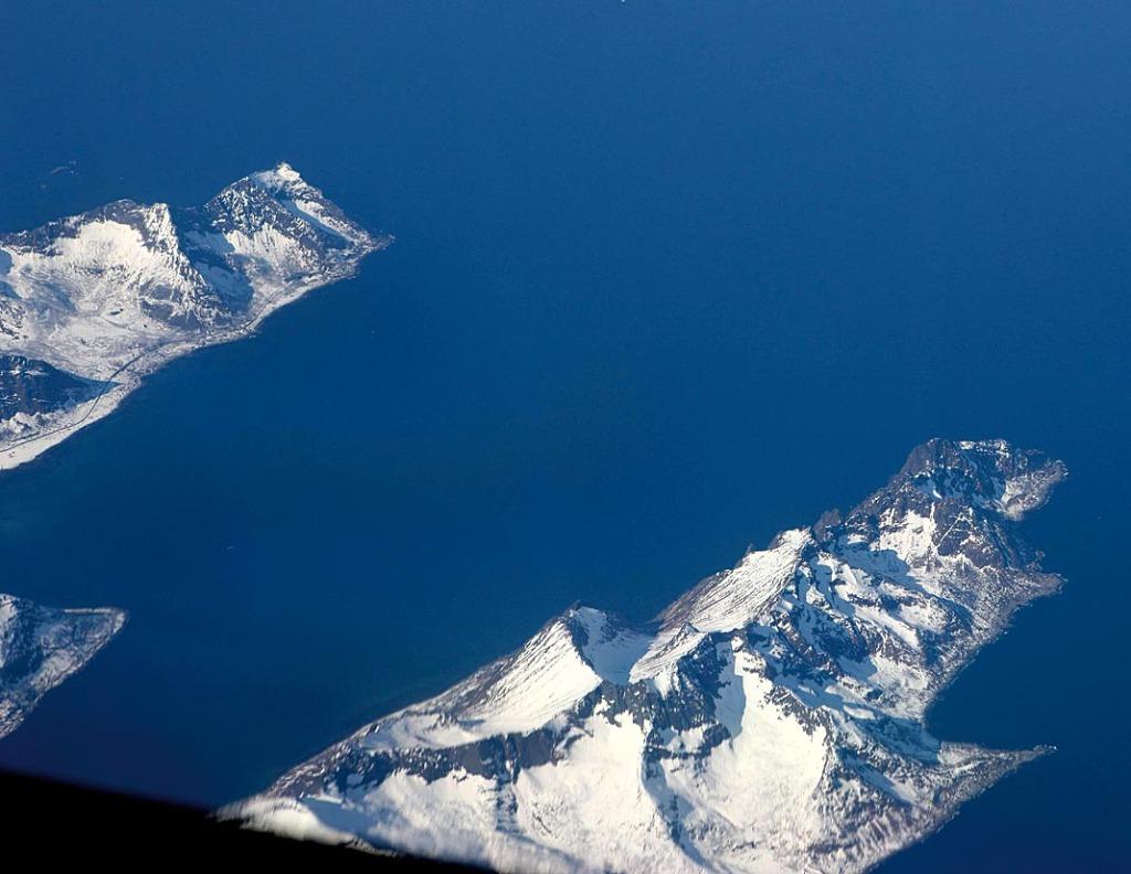 Polarflug Foto 1