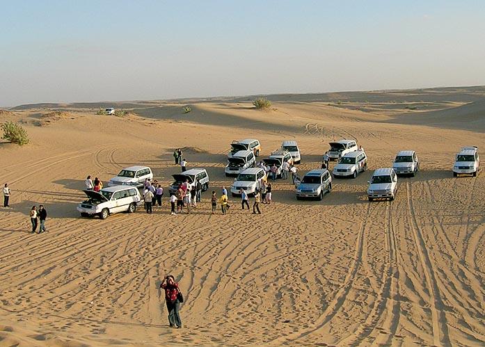 VAE_Dubai_Wüstensafari 3