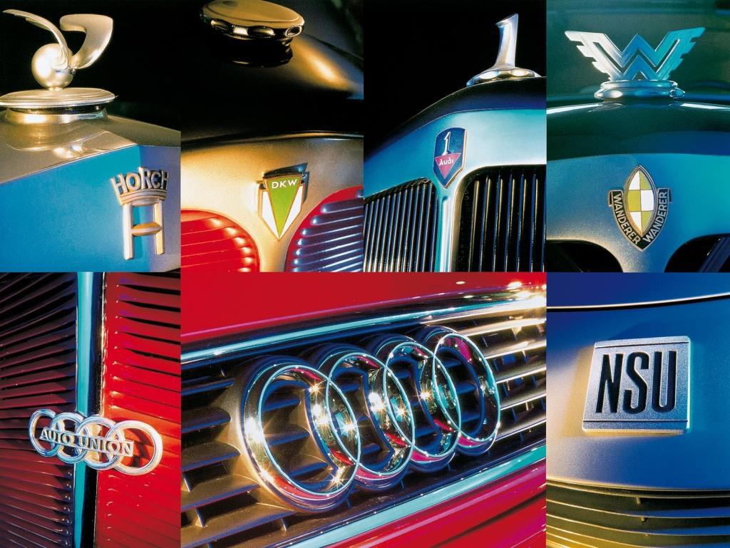 100 Jahre Audi 2