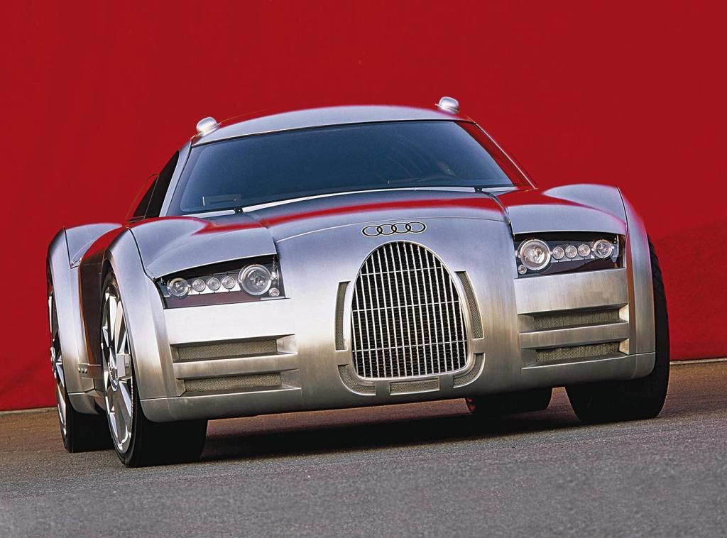 Audi-Studie Bernd Rosemeyer 2005