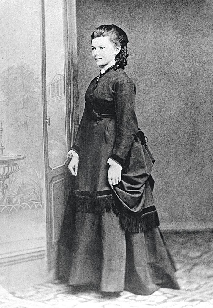 Berta Benz 1888