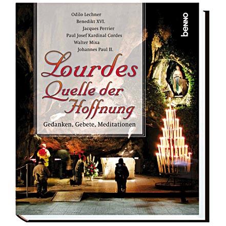 Buchtipp Pattloch zu Lourdes