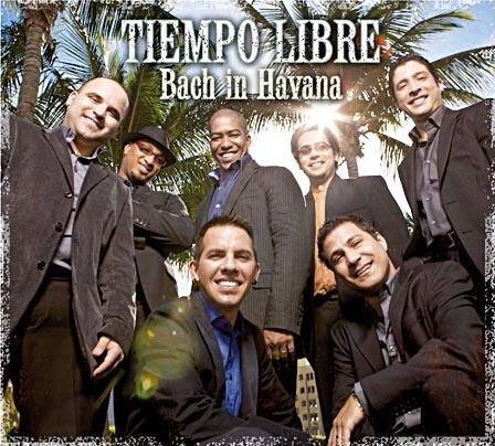 CD Cover Tiempo Libre