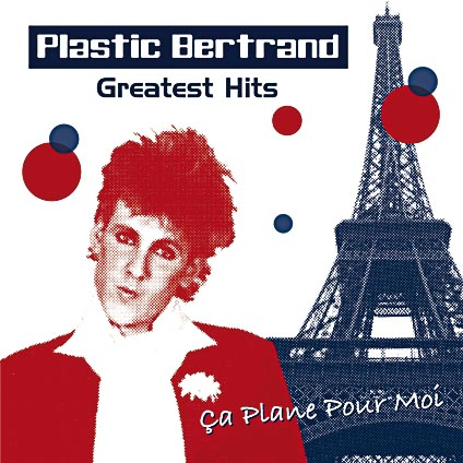 CD Plastic Bertrand