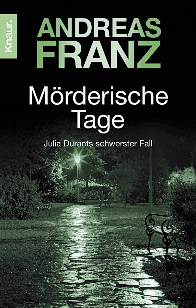 Franz_Mörderische Tage