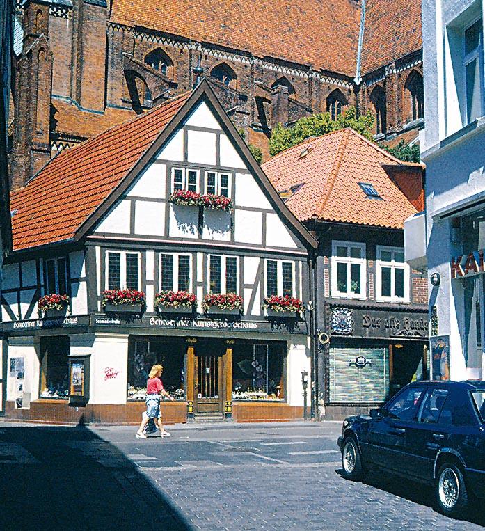 Schwerin Innenstadt