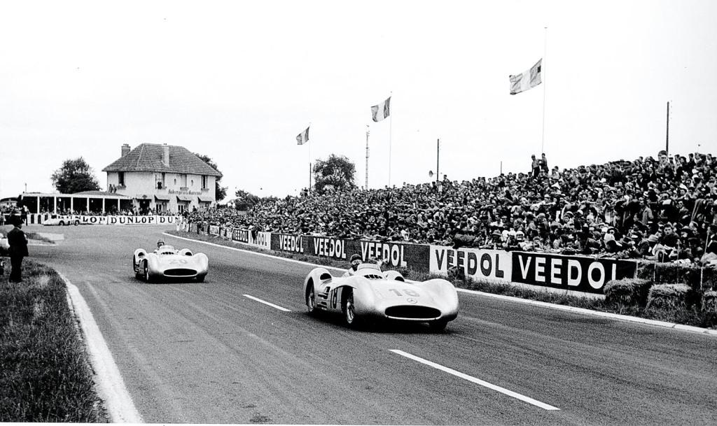 Silberpfeile Reims 1954