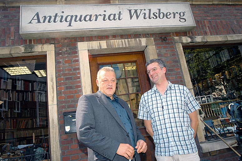 Wilsberg Antiquariat