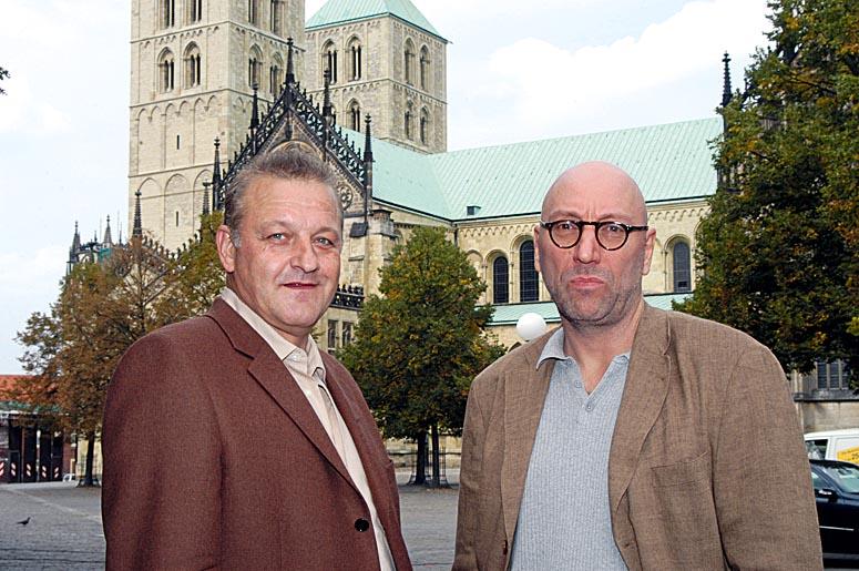 Leonard Lansink und Jürgen Kehrer