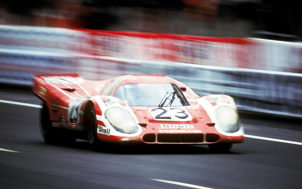 Porsche LeMans 1970 HHerrmann zwingend