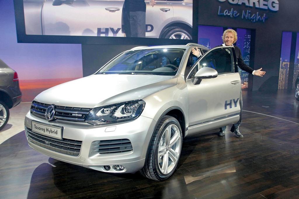 VW Touareg Hybrid - TGottschalk zwingend