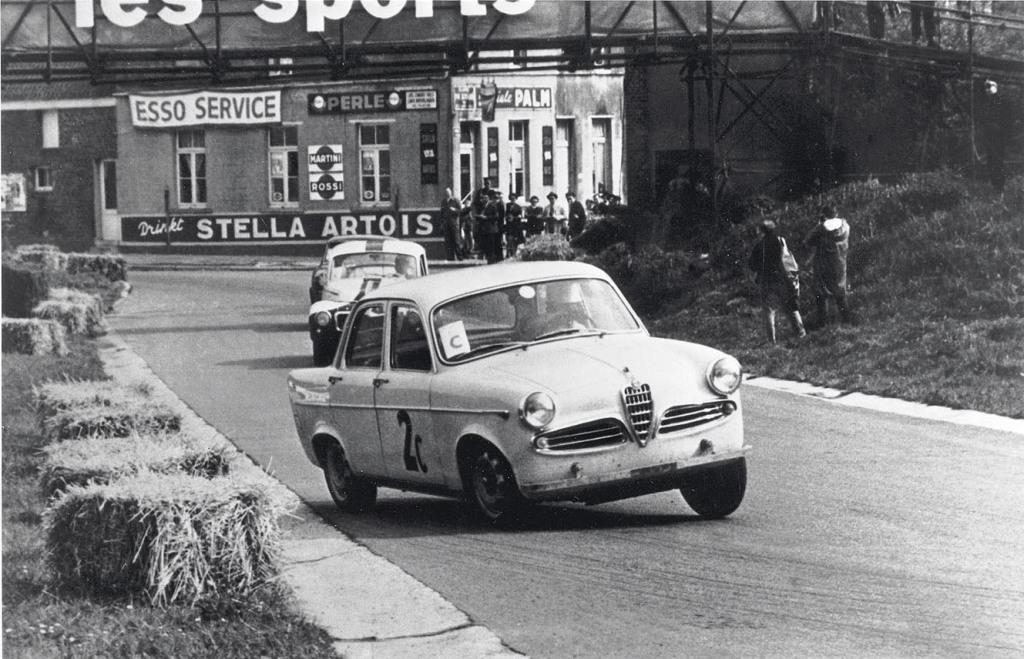 Alfa Giulietta TI 1957-1961