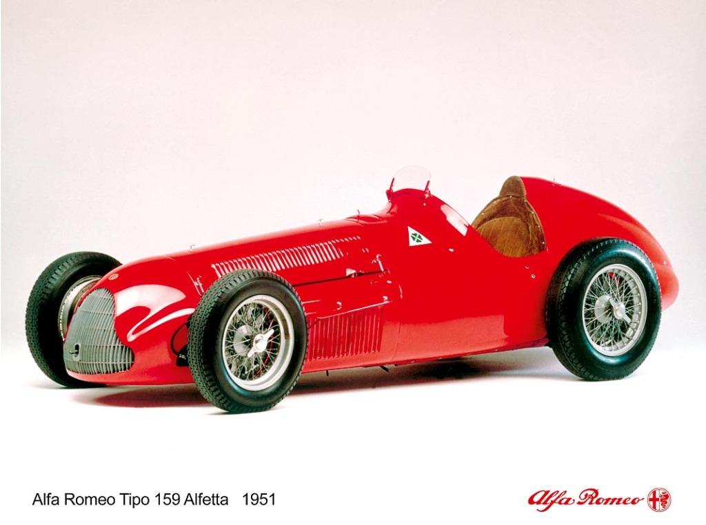 Alfetta Tipo 1951