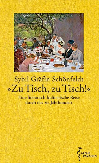 Buchcover Schönfeldt_Zu Tisch