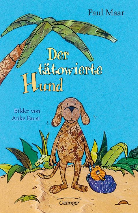 Cover Der tätowierte Hund