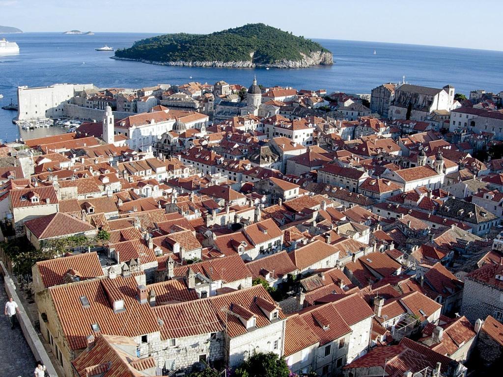Dubrovnik mit Lokrum