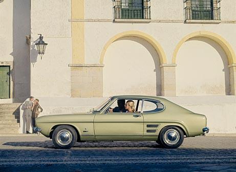 Ford Capri 1500 GT, 1969-1973