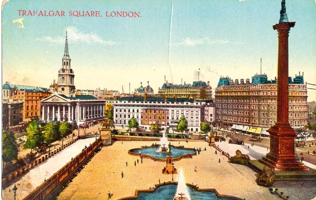 Großbritannien um 1912