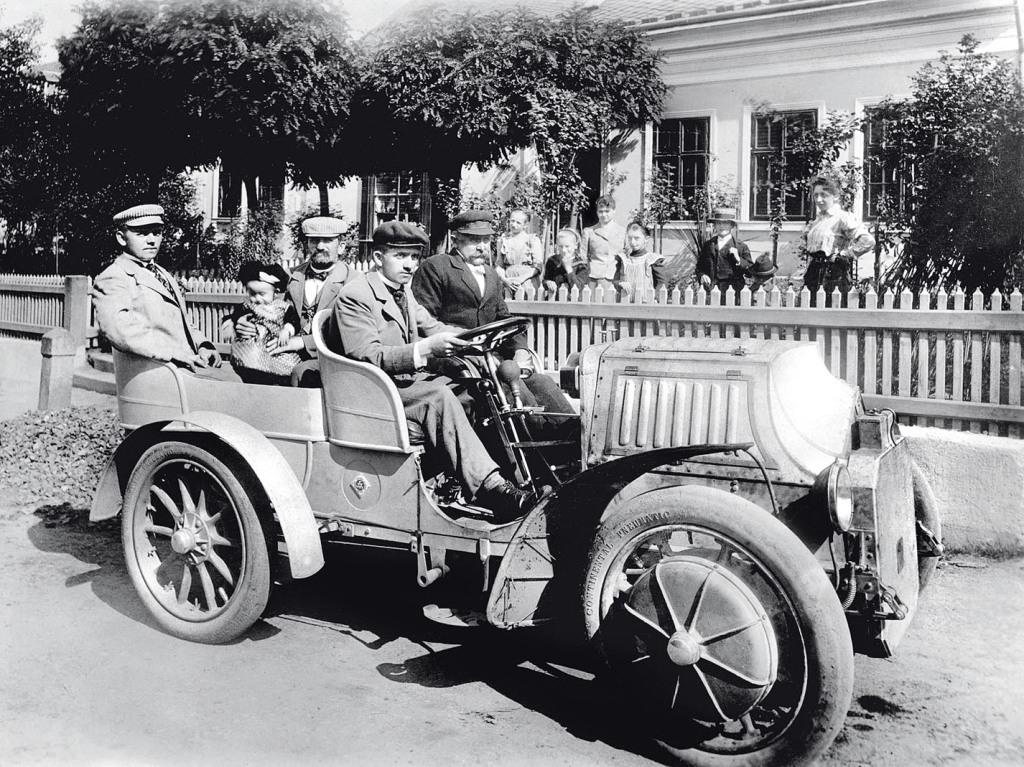 HybridFahrzeuge 1902