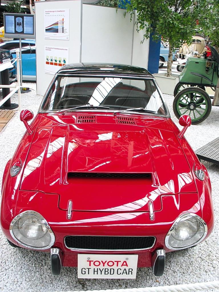 Hybridmodell 1977