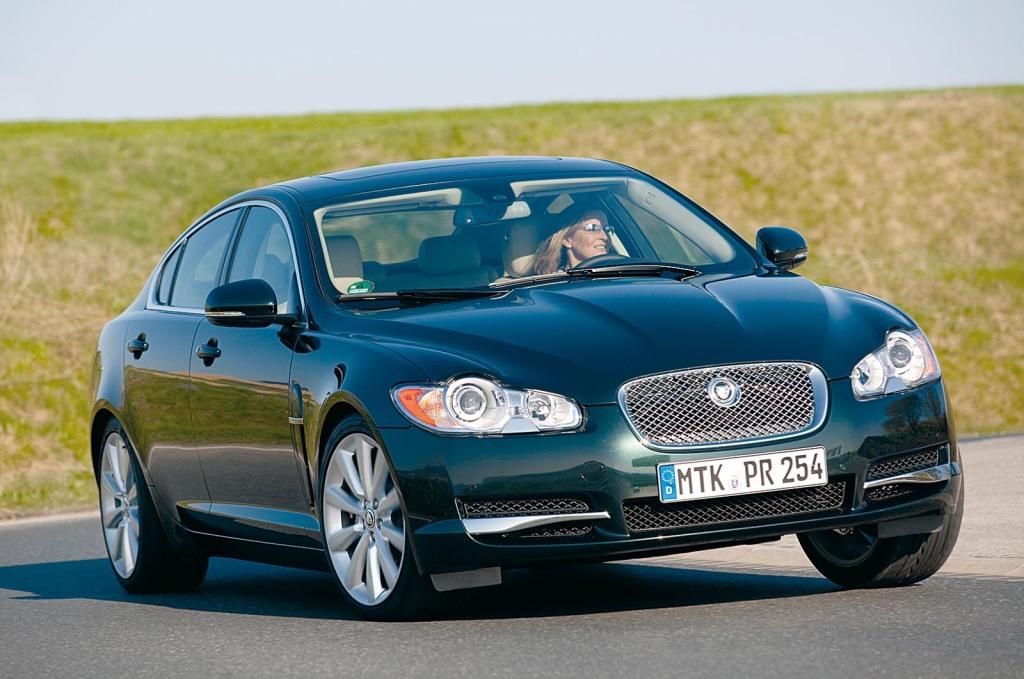 Jaguar Pressefoto