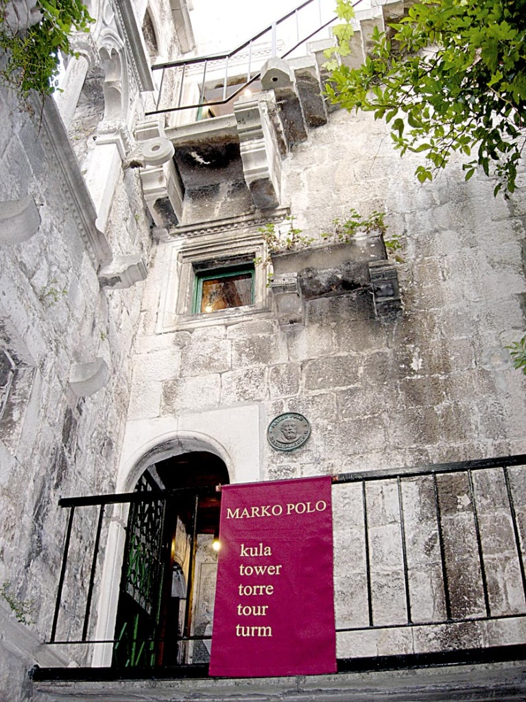 Marko Polo Haus in Korculatif
