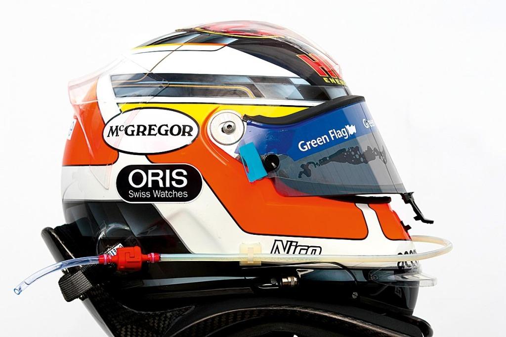 2010 Driver Helmets