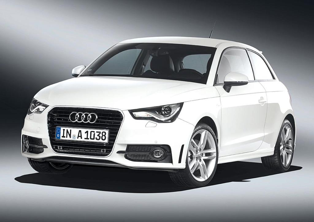 Audi A1 1.4 TFSI (136 kW) S line/Standaufnahme