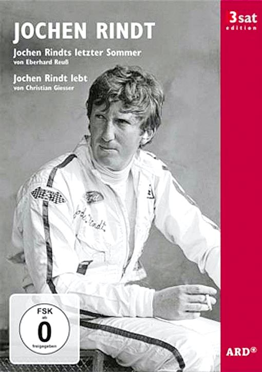 Cover Jochen Rindt DVD