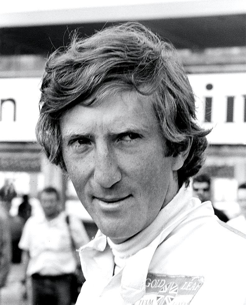 Jochen Rindt Porträt