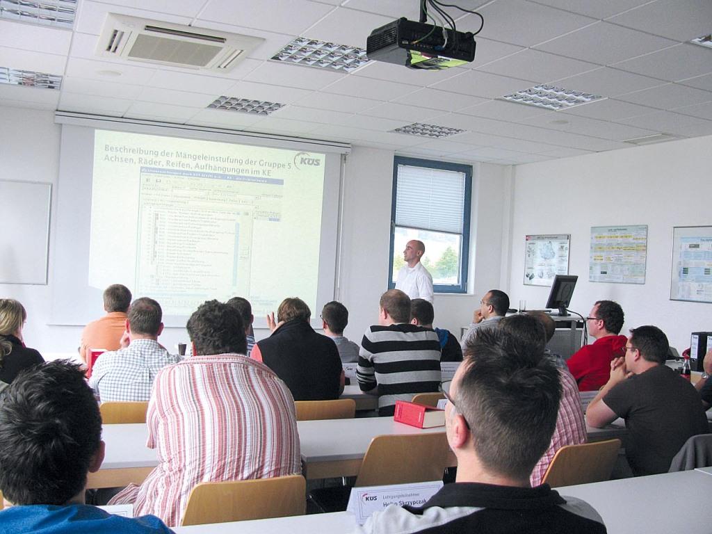 KÜS Ausbildung 2010