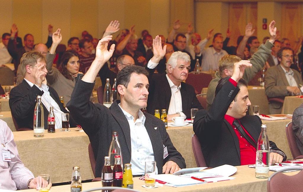 Jahreshauptversammlung KÜS in Düsseldorf