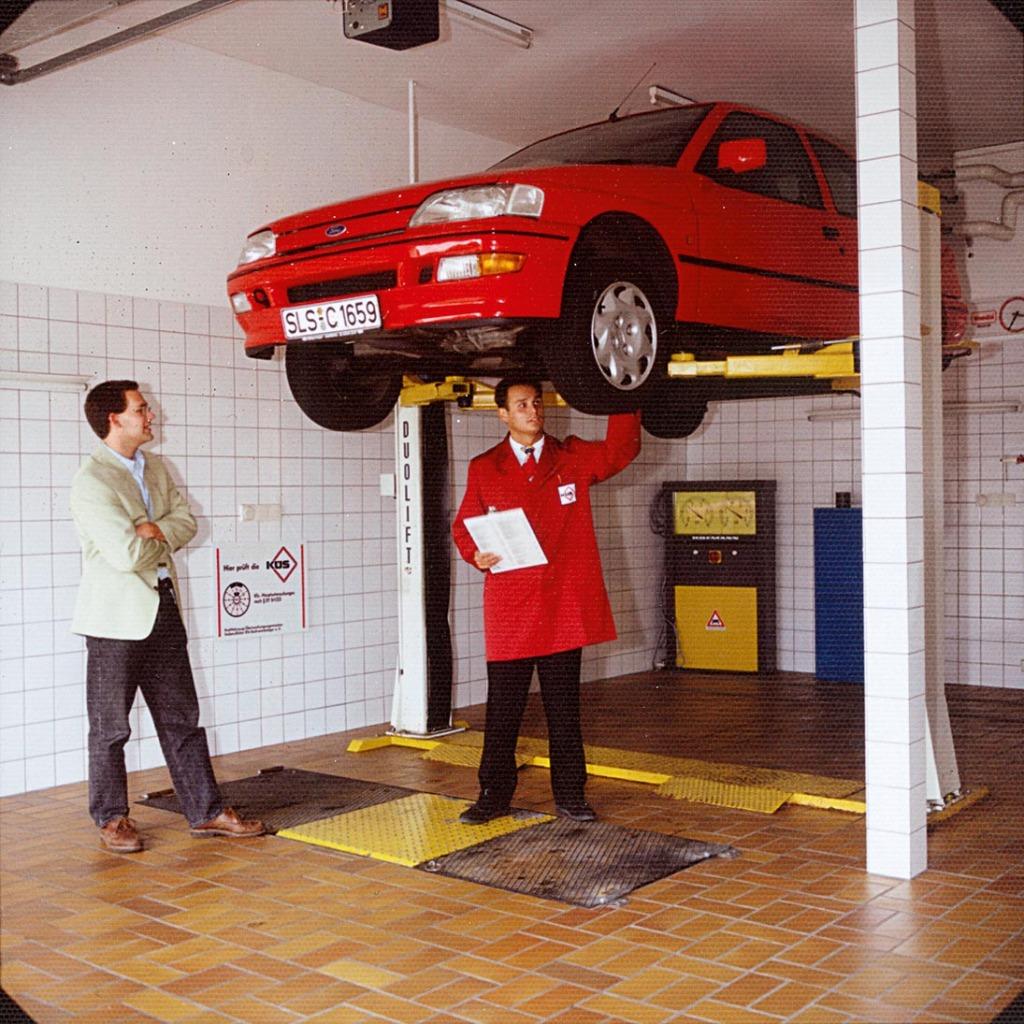 Prüfszene 1994