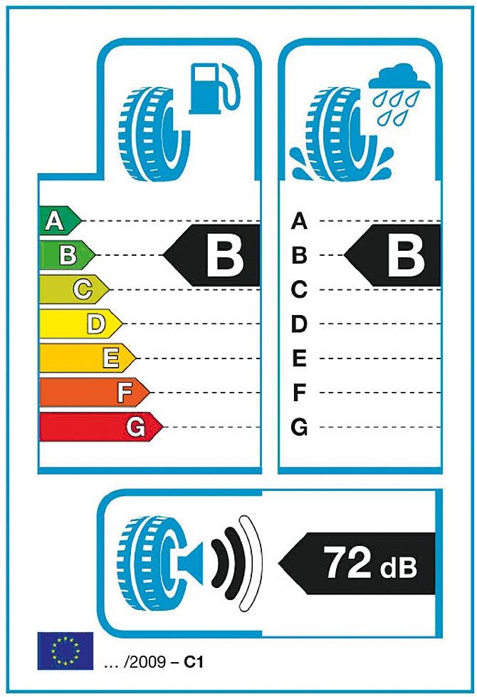 EU-Entscheidung zur Reifen-Kennzeichnung - Wesentlich bessere Ve