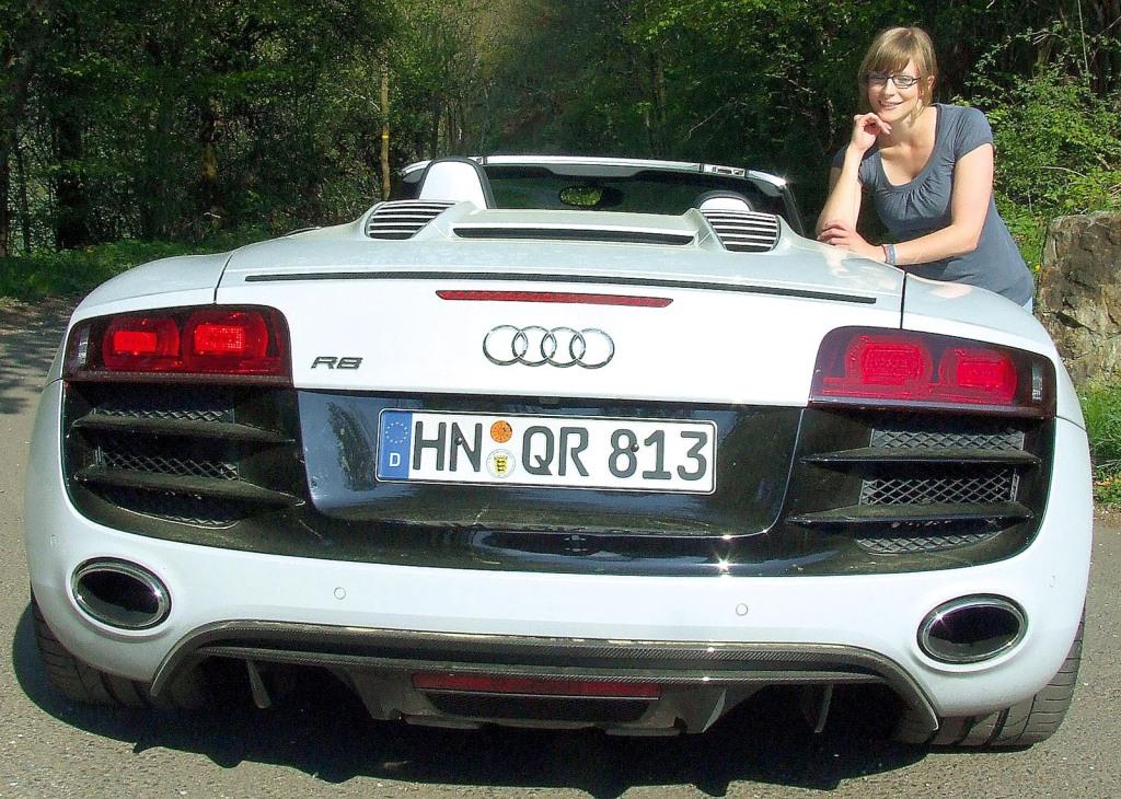 Audi R8 Spyder 045