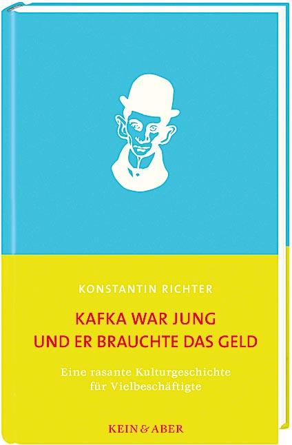 Buchcöver richter_kafka_3D