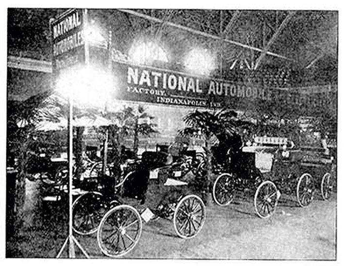 Chicago Auto Show 1901 002