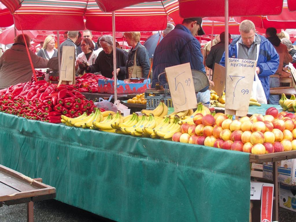 Dolac (Grünmarkt)