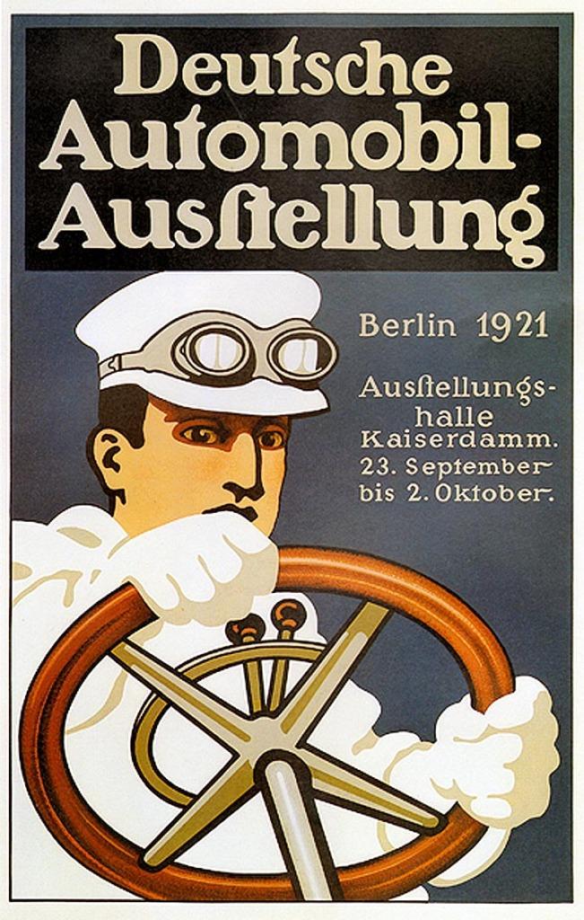 IAA Plakat 1921