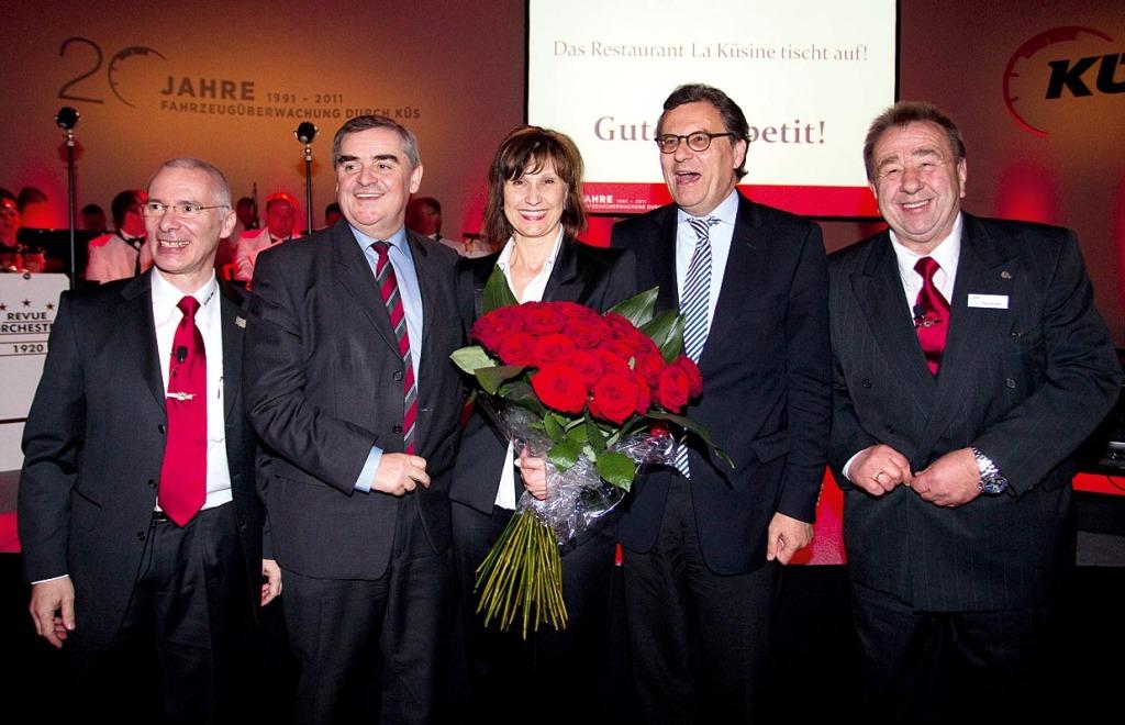 20 Jahrfeier der KÜS in Losheim am See